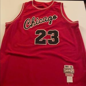 Mitchell and Ness Micheal Jordan Rookie Throwback